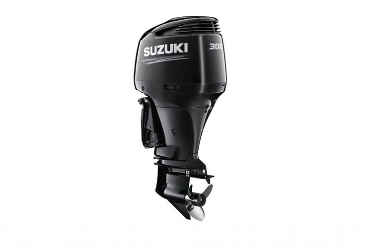 Suzuki DF300APX V6 foto: 0