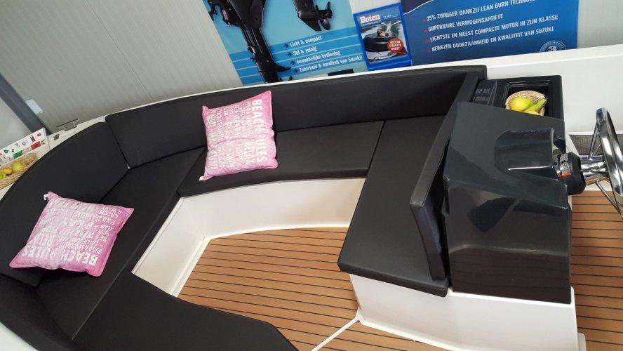 Nautica 495 grachtenboot foto: 1