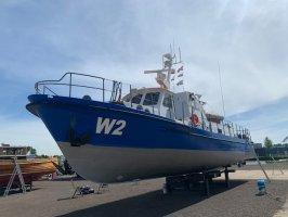 Ex Politieboot W2