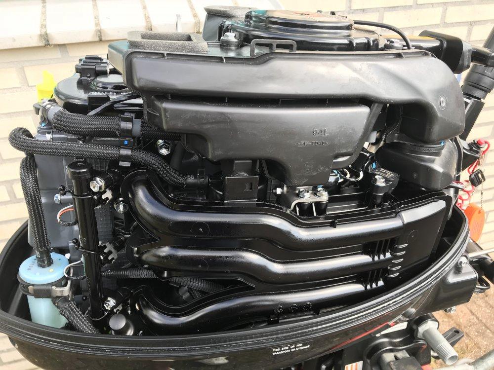 Suzuki 25pk Langstaart Injectie met Garantie foto: 7