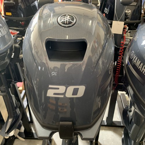 Yamaha Nieuwe 20pk 15pk buitenboordmotor 4takt