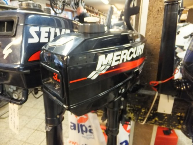 Mercury  3.3pk 2takt kortstaart foto: 0