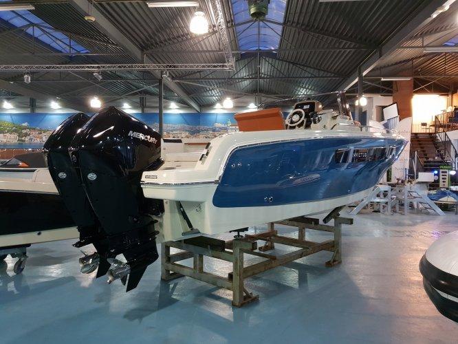 Invictus yacht Invictus 270 cx met 2 x Mercury Verado 225 pk foto: 1
