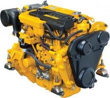 Engine M4.56 no gearbox, Intercooling