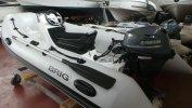 Nieuwe Brig Falcon 360S Met Stuurstand En NIEUWE Yamaha F20BET foto: 2