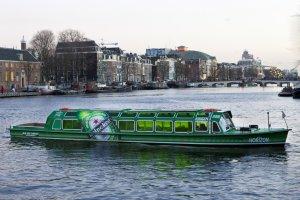 Canal Cruise Amsterdam Kanalboot