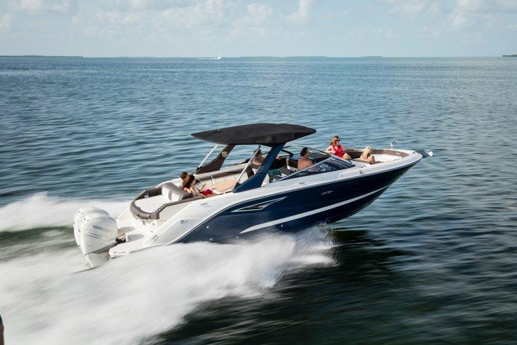 Sea Ray SLX 310 Outboard foto: 0