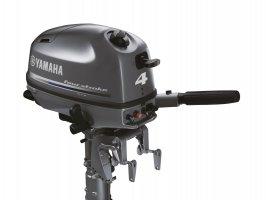 Yamaha 4pk 4 carrera corta cola