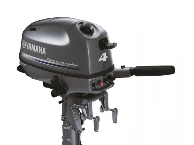 Yamaha 4pk 4takt kortstaart foto: 0