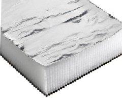Geluiddempende polyester alu laag 1200x800