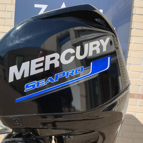 Mercury SP40XLPT 40pk SEAPRO High Thrust Werkmotor  foto: 1
