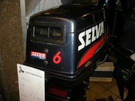 Selva 6pk 2takt kortstaart