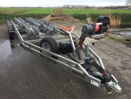 VanClaes Trailer (for Rib) Gyro 3500 - 850