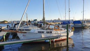 Robert Tucker zeilboot Sunspeed