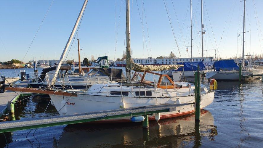 Robert Tucker zeilboot Sunspeed foto: 0