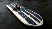 Solar nautics Solar sportboot foto: 3