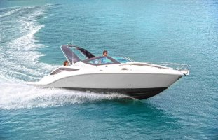 FIBRAFORT Style 272 GTC with LARGE sundeck and AVAILABLE MARCH 2021!