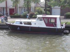 Ariadne Nestor Holländischer Yachtbau