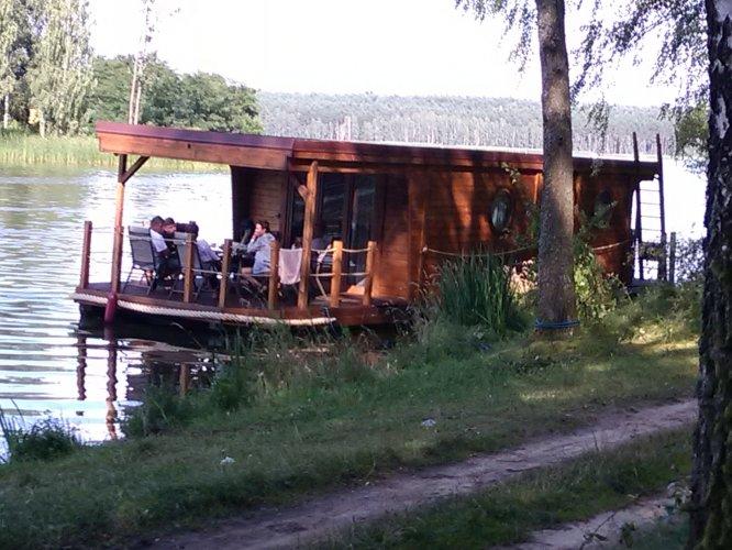 Houseboat ZOE 1200 foto: 1