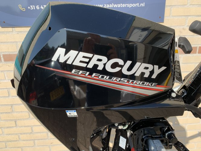 Mercury Nieuwe 20PK Injectie 4takt F20MH buitenboordmotor actie foto: 0