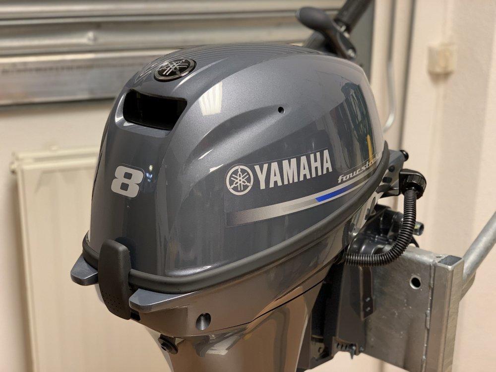 Yamaha Nieuwe 8PK 9.9PK 4takt 8 pk 9.9 pk foto: 0