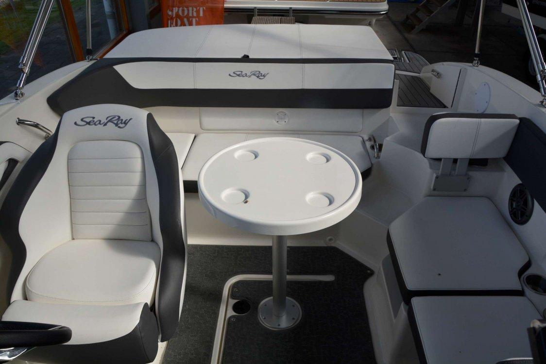 Sea Ray SPX 190 foto: 4