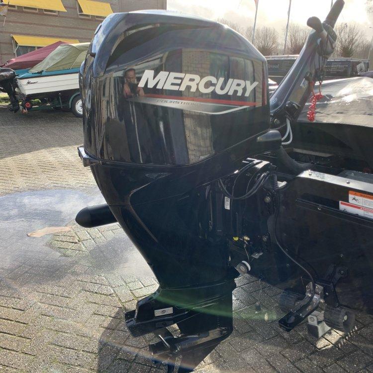 Mercury Nieuwe F60ELPT EFI 60pk buitenboordmotor foto: 8