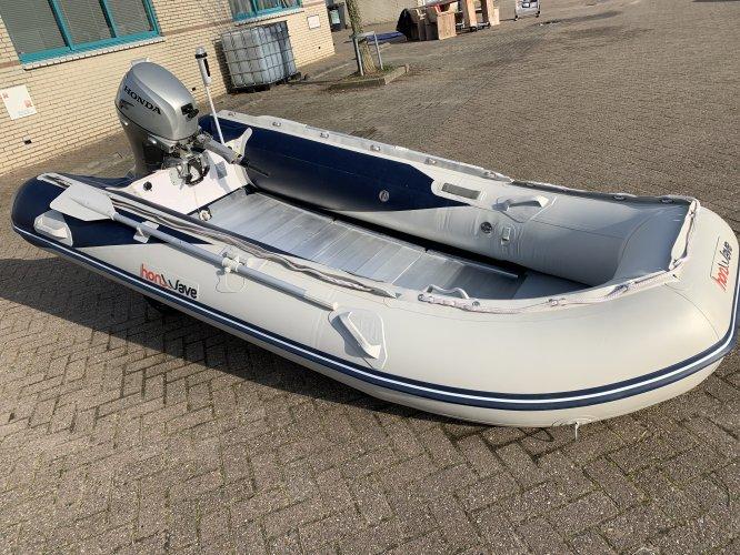 Honda Honwave T35 3,5M Rubberboot 8pk 4takt foto: 0