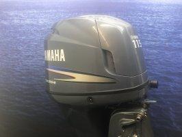 Yamaha 115 pk buitenboordmotor Langstaart