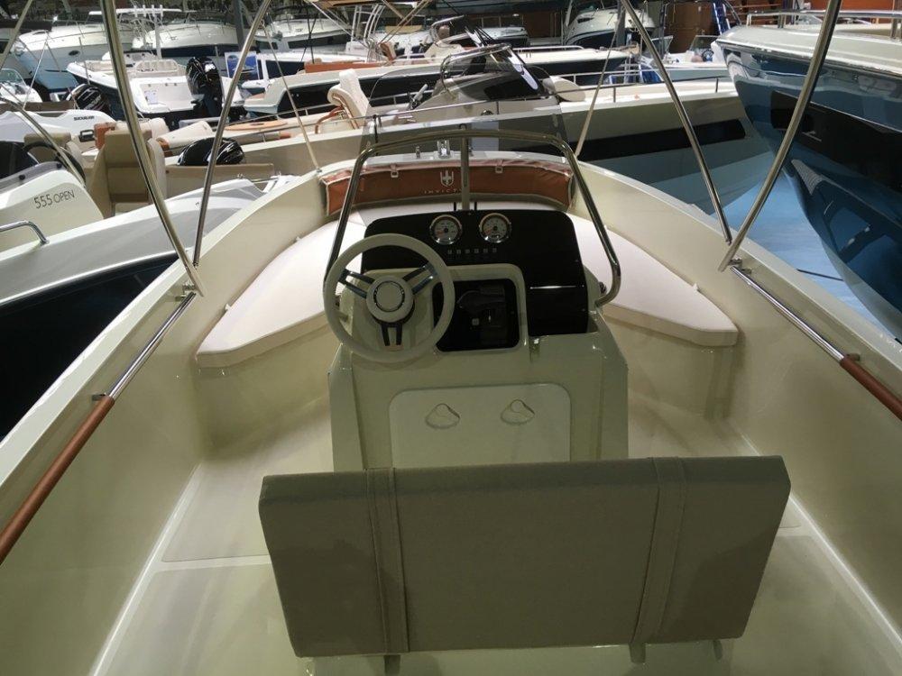 Invictus yacht Invictus 190 fx console met Mercury 100 pk ZOMERAANBIEDING! foto: 7