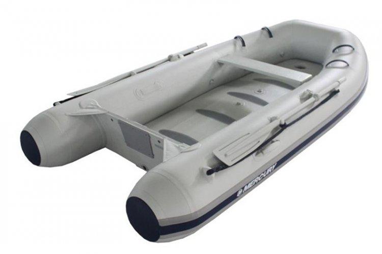 Rubberboot Mercury Air Deck Deluxe 290 foto: 0