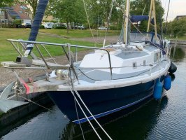 Westerly Pentland ketch
