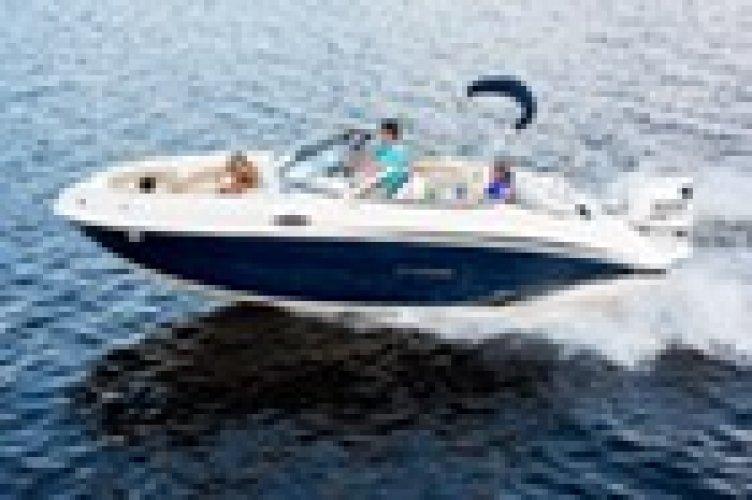 Stingray 214 LR Outboard foto: 0