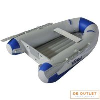 Lodestar Quick roler rubberboot 195 cm 2-persoons