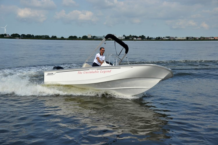 Boston Whaler 170 Montauk foto: 1
