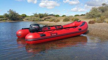 Nimarine en Suzumar Diverse rubberboten