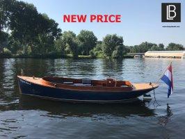 P van Klink Thames launch hybride / elektrisch