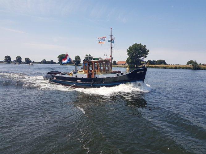 Sleepboot Ex-Rijkswaterstaat foto: 0