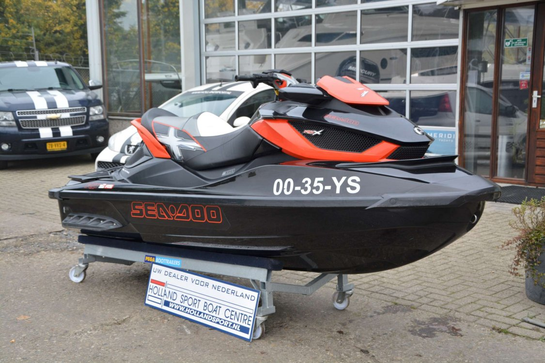 SeaDoo RXT RS AS 260 foto: 0