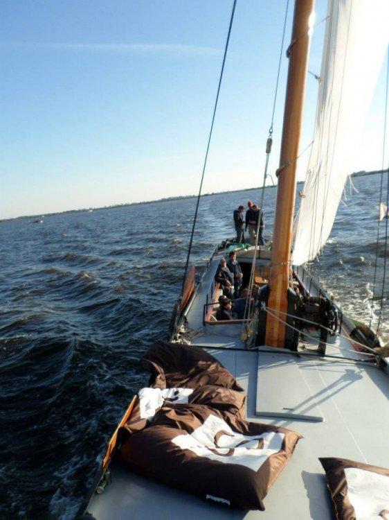 Skutsje Zeilboot foto: 10