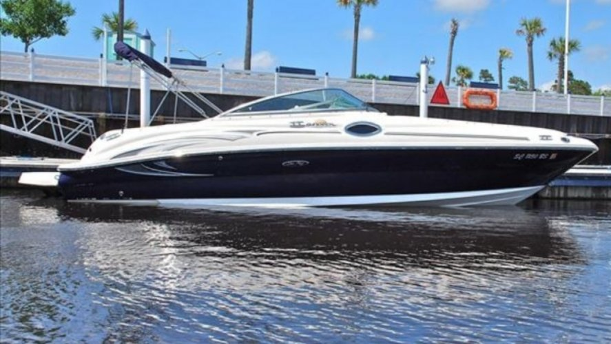 Searay 240 Sundeck foto: 0