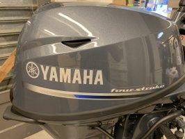 Yamaha Nieuwe Buitenboordmotoren MEGA KORTING