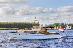 Royal Van Lent Feadship Erweiterter Super Holland Cruiser