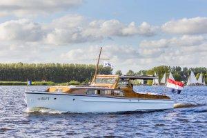 Royal Van Lent Feadship Verlengde Super Holland Kruiser