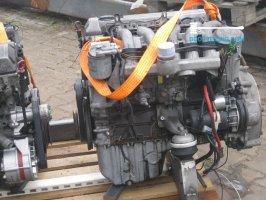 Mercedes Engine 110 Pk