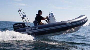 Brig Falcon 450 Luxe