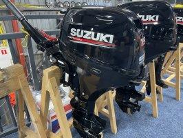 Suzuki 15 pk buitenboordmotor Kortstaart