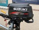 Suzuki 6PK 4 takt korstaart foto: 2