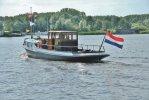 Amsterdammer Directiesleepboot foto: 3