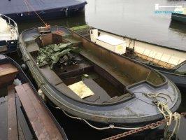Sloep Grachtenboot